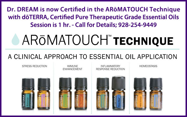 AromaTouch Technique with Dr. DREAM