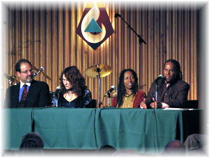 Dr. DREAM with Brenda Adelman, Rickie Byars-Beckwith and Michael Bernard Beckwith