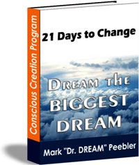 21 Days to Change - the Conscious Creation Program
